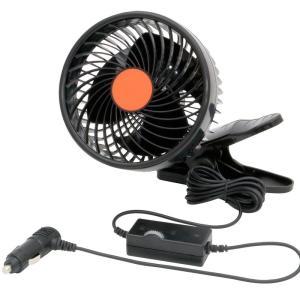 トラック用品 590344 静音タイプ 5インチ扇風機(せんぷうき)DC24V用|route2yss