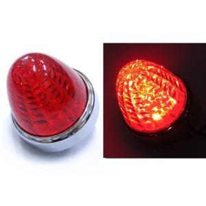 トラック用品 LSL203R JB激光LEDクリスタルハイパワーマーカーレッドレンズ/LEDレッド|route2yss