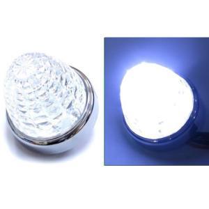 トラック用品 LSL206W JB激光LEDクリスタルハイパワーマーカークリアレンズ/LEDホワイト|route2yss