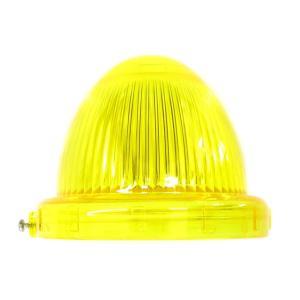 トラック用品 LEDマーカーKB45用レンズ(ビス付) イエロー route2yss