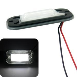 トラック用品 ジェットイノウエ634984 LED7角型マーカーランプ用LEDユニット 24V ホワイト|route2yss