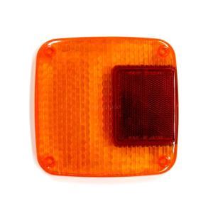 トラック用品71508 日野KL 補修用テールレンズ黄|route2yss