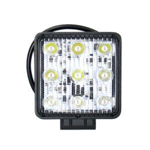 トラック用品 LSL-1007B LED作業灯ワークランプ角型 12/24V共用|route2yss