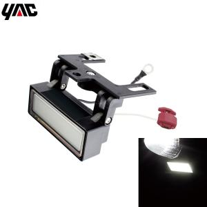 トラック用品 CE436 YAC閃光LEDダウンライト ホワイト|route2yss