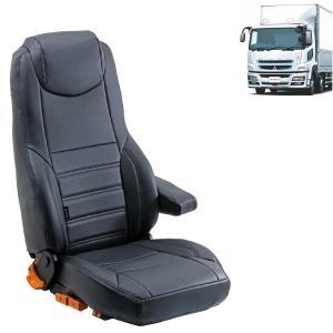 トラック用品 グレイスNEWリミックスシートカバー(運転席用) 三菱ふそう07スーパーグレート用|route2yss
