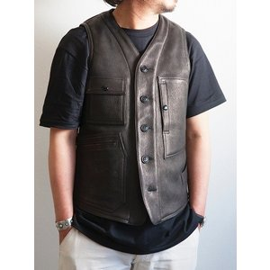 FREEWHEELERS(フリーホイーラーズ)〜ROD BUSTER WORK VEST〜|route66amboy
