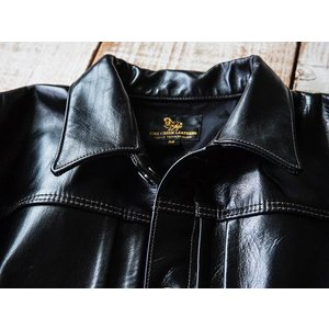 FINE CREEK LEATHERS(ファインクリークレザーズ)〜Richmond Black〜|route66amboy|03