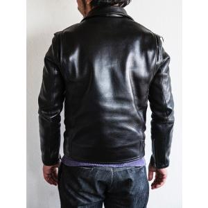 FINE CREEK LEATHERS(ファインクリークレザーズ)〜Leon The Nostar Black〜 route66amboy 14