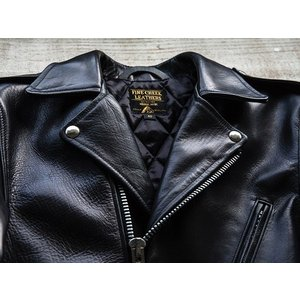 FINE CREEK LEATHERS(ファインクリークレザーズ)〜Leon The Nostar Black〜|route66amboy|03