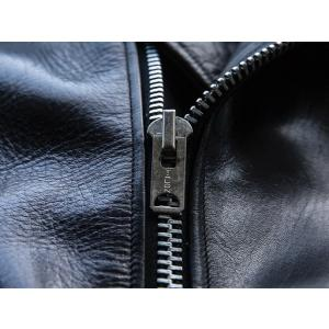 FINE CREEK LEATHERS(ファインクリークレザーズ)〜Leon The Nostar Black〜 route66amboy 07