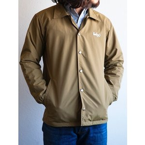 YEALOW(イエロー)〜NYLON COACH JACKET BEIGE〜|route66amboy