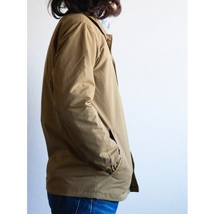 YEALOW(イエロー)〜NYLON COACH JACKET BEIGE〜|route66amboy|02