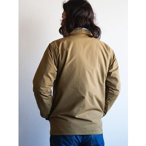 YEALOW(イエロー)〜NYLON COACH JACKET BEIGE〜|route66amboy|03