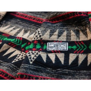 Dapper's(ダッパーズ)〜Native Pattern Blanket A-1 Style Jacket〜|route66amboy|11