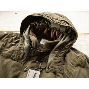 WORKERS(ワーカーズ)〜N-1 Puff Jacket〜|route66amboy|07