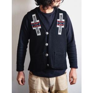 JELADO(ジェラード)〜Santa Fe Vest BLACK〜|route66amboy