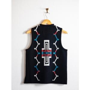 JELADO(ジェラード)〜Santa Fe Vest BLACK〜|route66amboy|05