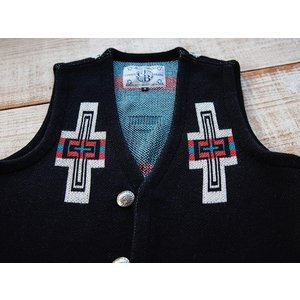 JELADO(ジェラード)〜Santa Fe Vest BLACK〜|route66amboy|06