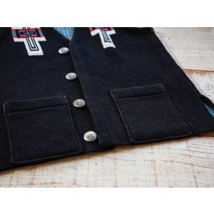 JELADO(ジェラード)〜Santa Fe Vest BLACK〜|route66amboy|08