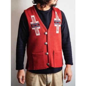 JELADO(ジェラード)〜Santa Fe Vest RED〜 route66amboy