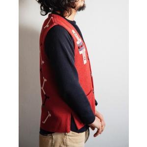 JELADO(ジェラード)〜Santa Fe Vest RED〜 route66amboy 02