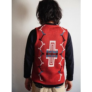 JELADO(ジェラード)〜Santa Fe Vest RED〜 route66amboy 03
