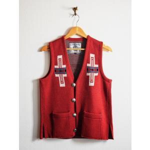 JELADO(ジェラード)〜Santa Fe Vest RED〜 route66amboy 04