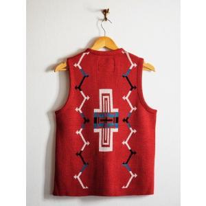 JELADO(ジェラード)〜Santa Fe Vest RED〜 route66amboy 05
