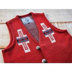 JELADO(ジェラード)〜Santa Fe Vest RED〜 route66amboy 06