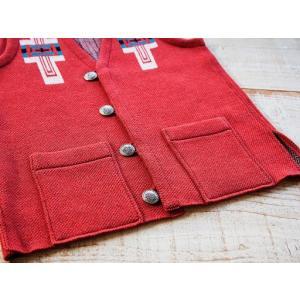 JELADO(ジェラード)〜Santa Fe Vest RED〜 route66amboy 08