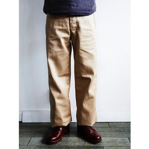 CUSHMAN(クッシュマン)〜41TYPE CHINO TROUSERS〜|route66amboy