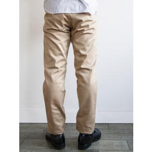 WORKERS(ワーカーズ)〜Workers Officer Trousers Chino SlimFit〜|route66amboy|03