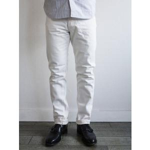 WORKERS(ワーカーズ)〜Lot802,Slim Tapered White Denim〜|route66amboy