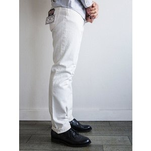 WORKERS(ワーカーズ)〜Lot802,Slim Tapered White Denim〜|route66amboy|02