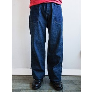 CUSHMAN(クッシュマン)〜10oz DENIM U.S.N TROUSERS〜|route66amboy