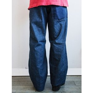 CUSHMAN(クッシュマン)〜10oz DENIM U.S.N TROUSERS〜|route66amboy|03