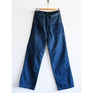 CUSHMAN(クッシュマン)〜10oz DENIM U.S.N TROUSERS〜|route66amboy|04