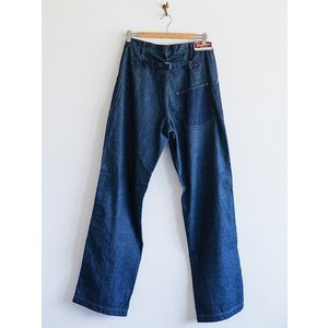 CUSHMAN(クッシュマン)〜10oz DENIM U.S.N TROUSERS〜|route66amboy|05