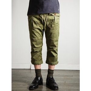 COLIMBO(コリンボ)〜SAW MILL RIVER SAROUEL PANTS GREEN〜|route66amboy