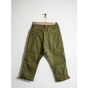 COLIMBO(コリンボ)〜SAW MILL RIVER SAROUEL PANTS GREEN〜|route66amboy|05