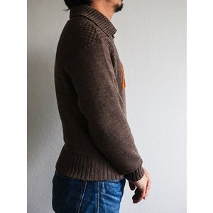 Dapper's(ダッパーズ)〜Three Button Turtleneck Knit 1939〜|route66amboy|02
