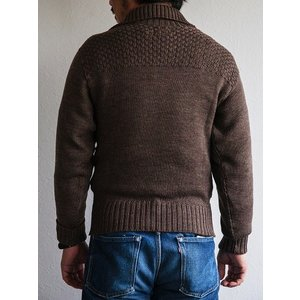 Dapper's(ダッパーズ)〜Three Button Turtleneck Knit 1939〜|route66amboy|03