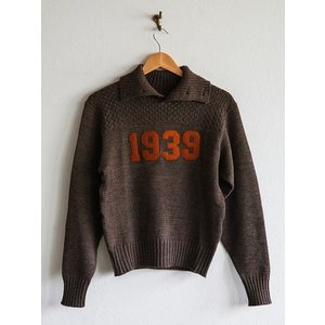 Dapper's(ダッパーズ)〜Three Button Turtleneck Knit 1939〜|route66amboy|04