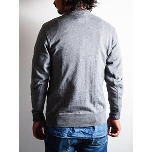 WORKERS(ワーカーズ)〜FC Knit,Midium Weight Crew Neck GRAY〜|route66amboy|03