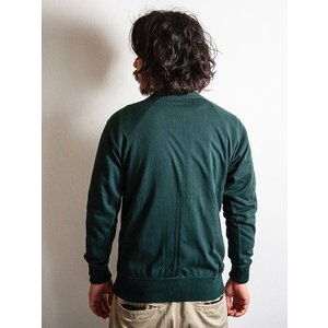 WORKERS(ワーカーズ)〜FC High Gauge Knit Cardigan Green〜|route66amboy|03