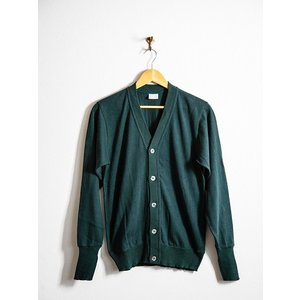 WORKERS(ワーカーズ)〜FC High Gauge Knit Cardigan Green〜|route66amboy|04