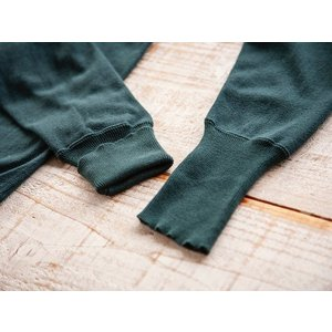 WORKERS(ワーカーズ)〜FC High Gauge Knit Cardigan Green〜|route66amboy|09