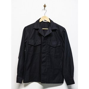 WORKERS(ワーカーズ)〜Fatigue Shirt Black〜|route66amboy|04