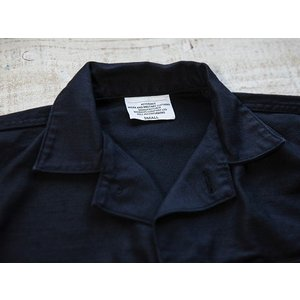WORKERS(ワーカーズ)〜Fatigue Shirt Black〜|route66amboy|06