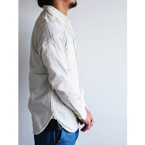 JELADO(ジェラード)〜Forestman Shirts White〜|route66amboy|02